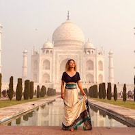 Same Day Taj Mahal Tour From Bangalore with return flights.