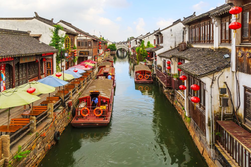Suzhou Gardens Private Tour from Shanghai