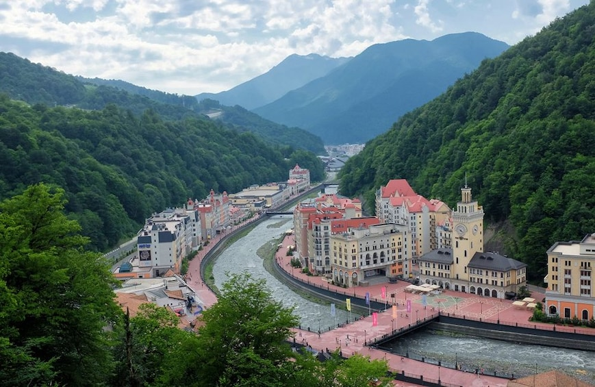 Show item 1 of 10. Discover Olympic Sochi & Enjoy Scenic Views on Private Tour