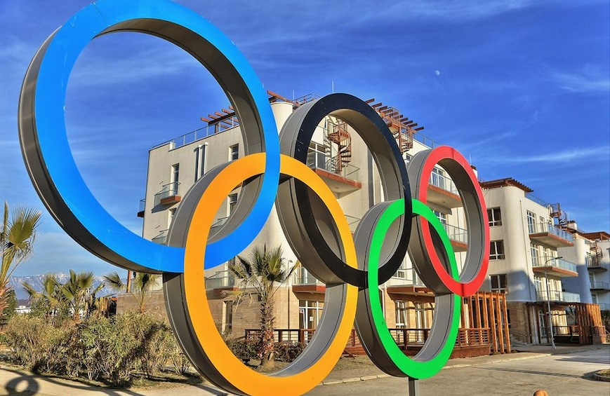Show item 10 of 10. Discover Olympic Sochi & Enjoy Scenic Views on Private Tour