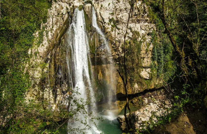 Show item 2 of 8. Private Trekking Tour from Sochi: Agura Canyon and Waterfall