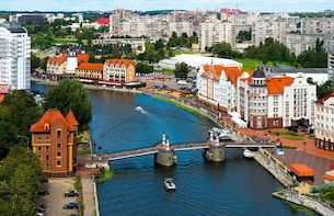 Check off All of Kaliningrad's Top Sites on Private Tour