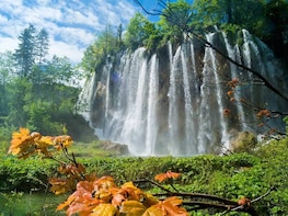 Plitvice Lakes Day Tour Transfer from Zadar