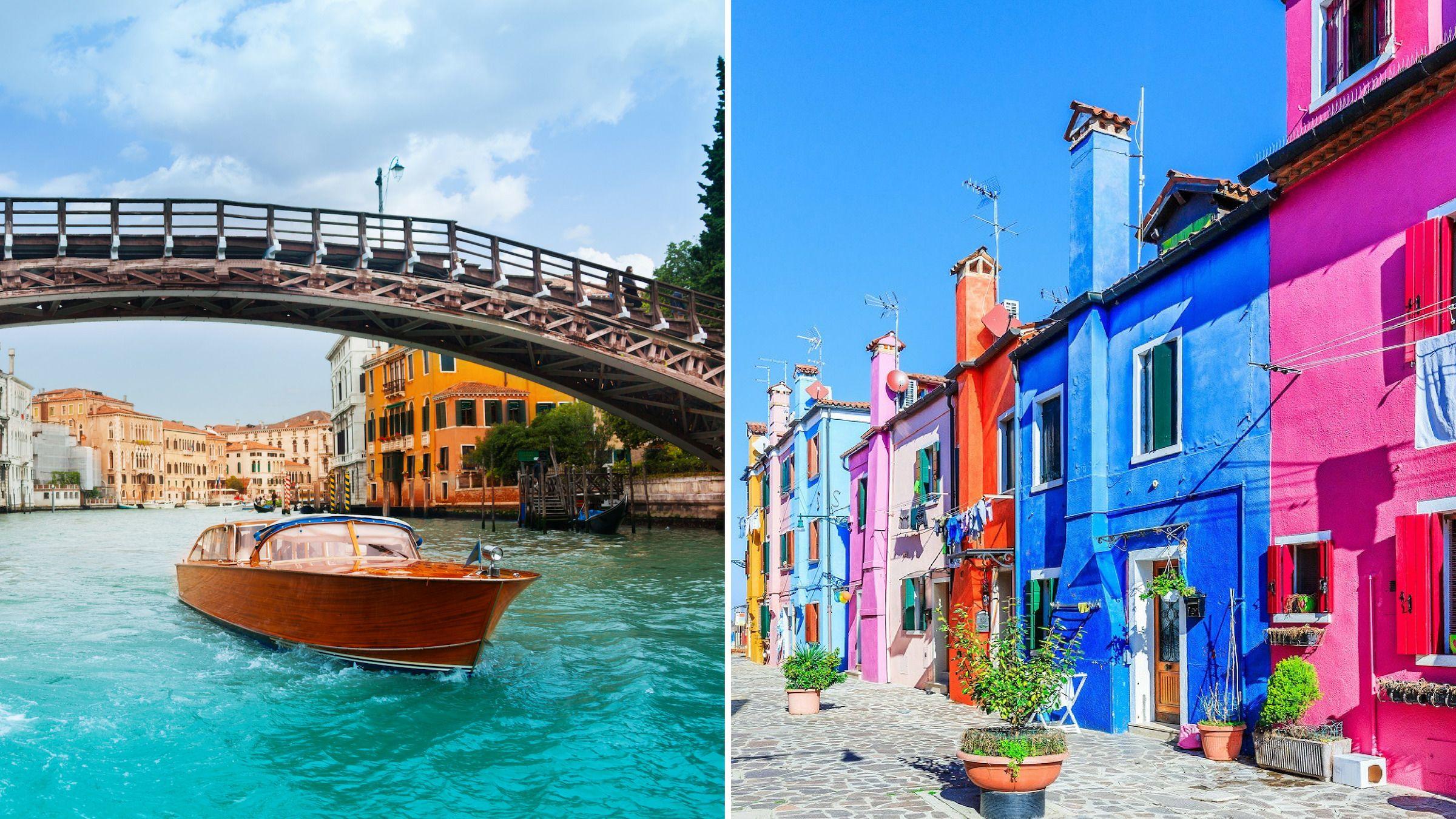 Murano, Burano & Torcello: VIP Private Water Taxi Tour