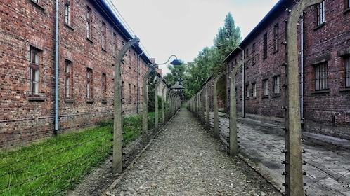 Memorial and Museum Auschwitz-Birkenau in Poland