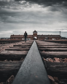 Auschwitz concentration camp in O?wi?cim, Poland