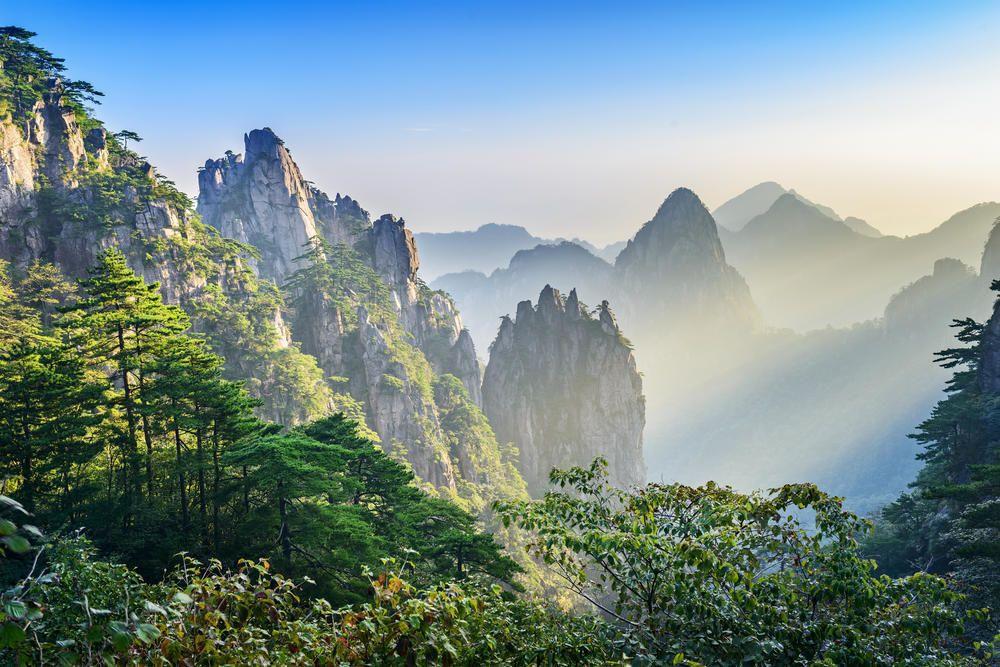 Kolmen päivän yksityinen kiertomatka Huangshanin vuoristoon Shanghaista
