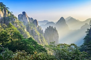 3 Days Huangshan Mountain Private Tour from Shanghai