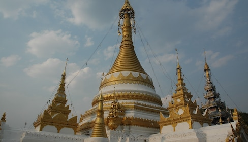 Pagoda in Mae Hong Son