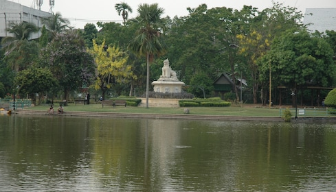Lake in Mae Hong Son