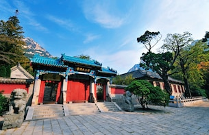 Qingdao Shore Excursion: Full Day M.Lao&Beer Museum Tour