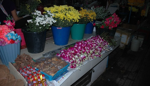 Flowers in Mae Hong Son