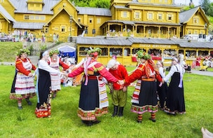Private Tour to Russian Fairy-tale Town from Nizhny Novgorod