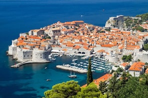 Private Excursion to Dubrovnik from Montenegro