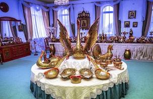 Private Tour to Semenov: Famous Center of Folk Handicrafts