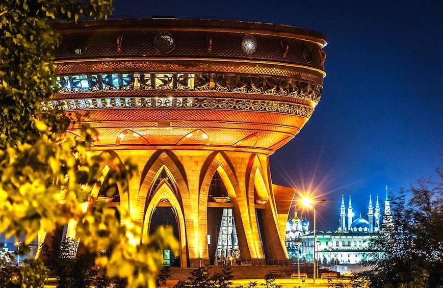 Show item 2 of 6. Kazan at Night: Private Evening City Tour
