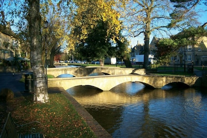 Bridge in Cotswolds