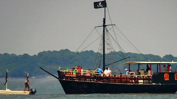 Hilton Head Island Pirate Ship Adventure