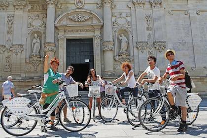 Lecce by bike