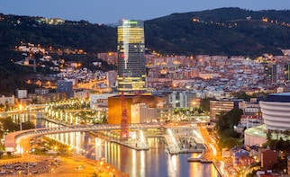 Bilbao and Guggenheim Museum tour in small groups