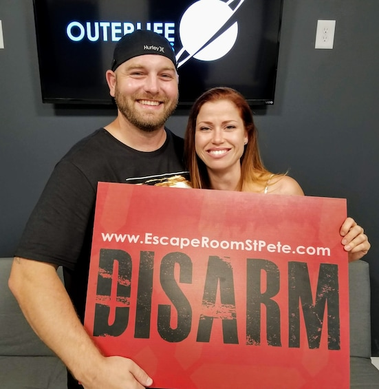 Show item 3 of 8. Escape Room Experience - SCORCHED (Approx 1 hour)