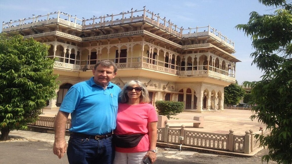 Show item 4 of 10. Jaipur Full Day Private Tour from Delhi - All Inclusive