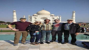 4 Days : Private Golden Triangle Tour from Delhi