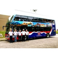 From Guanacaste Costa Rica Traditions Vip Bus
