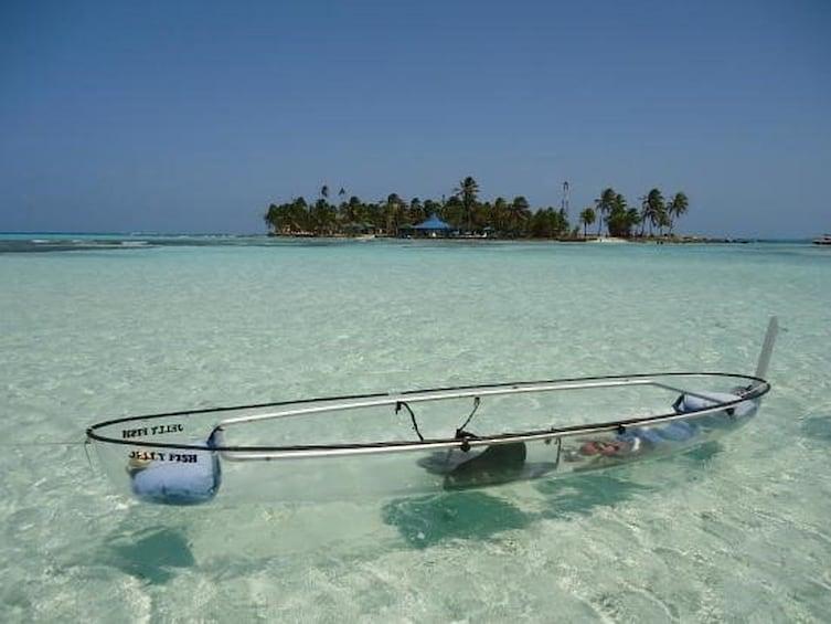Show item 1 of 5. Transparent Kayak Tour