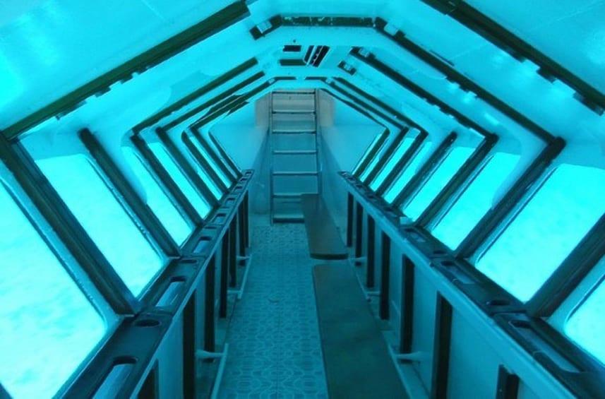 Show item 1 of 4. Manatí Tour in Semi Submarine