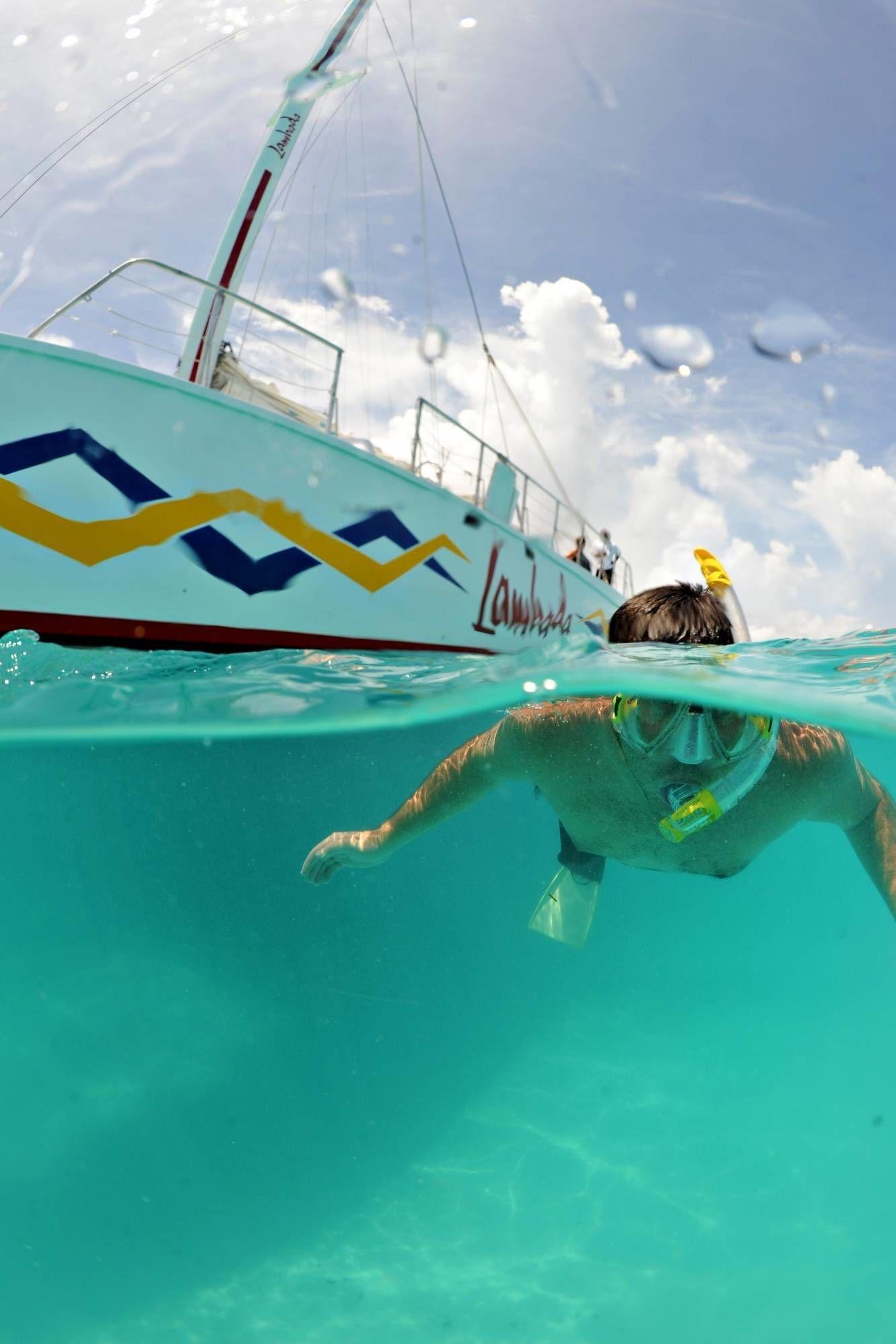 St Maarten 3 Beach Sail