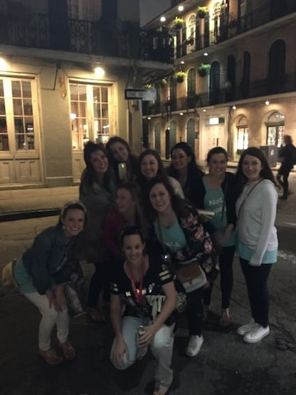 Show item 10 of 10. Drunken Mardi Gras Experience French Quarter Tour