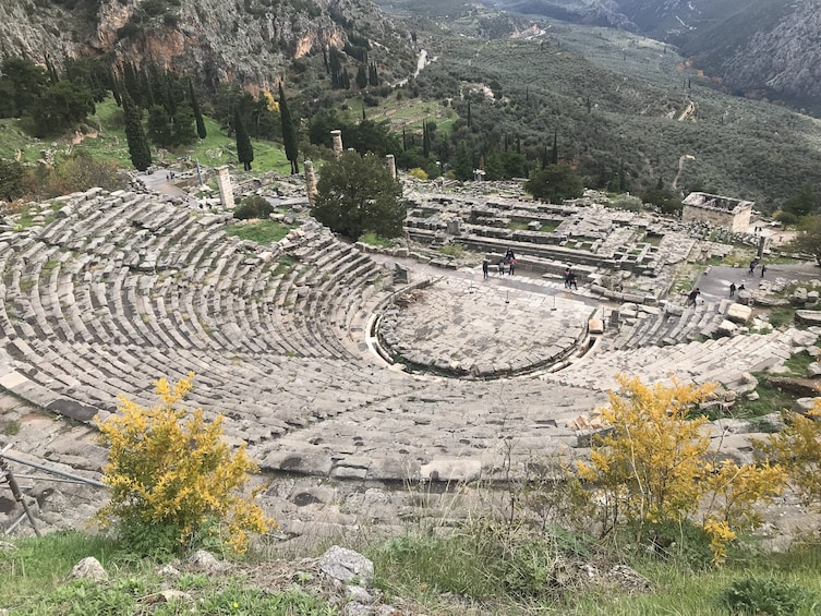 Show item 2 of 5. 2 days tour to Delphi & Meteora Monasteries