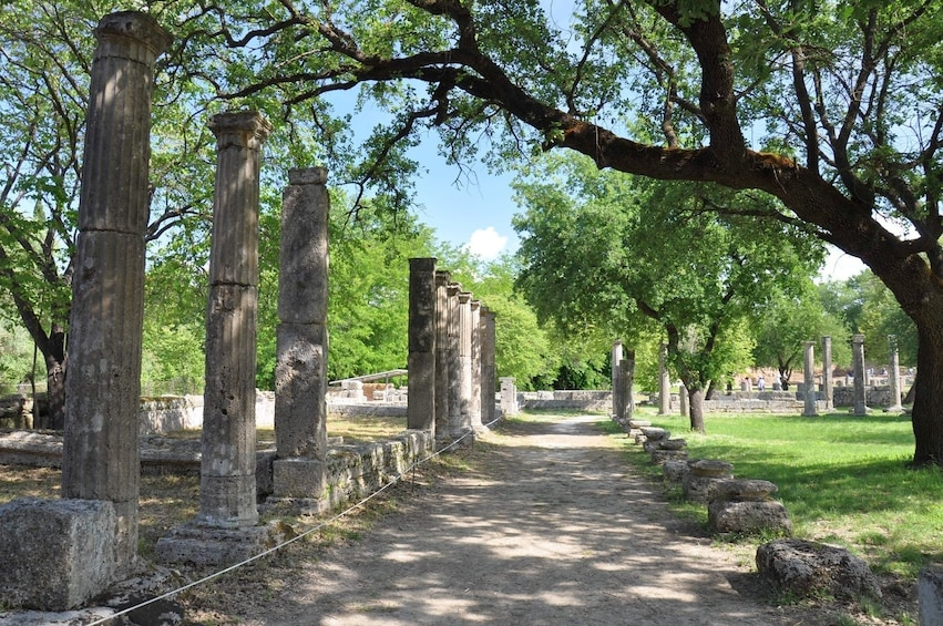 Show item 3 of 5. Private Day Trip to Ancient Olympia by MINIVAN