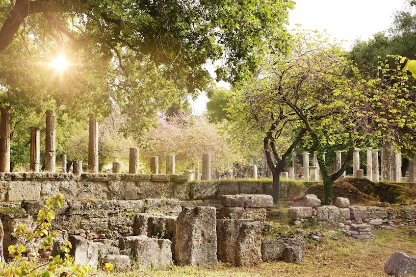 Show item 1 of 5. Private Day Trip to Ancient Olympia by MINIVAN