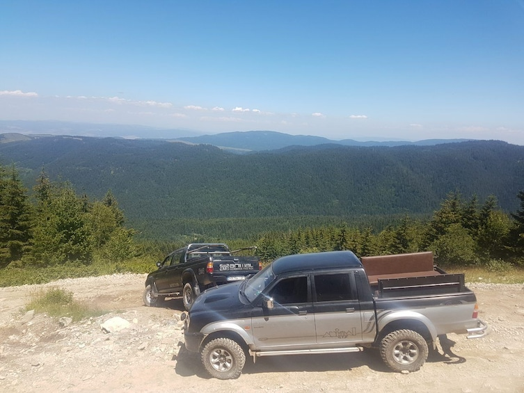 Show item 1 of 1. Adventure Jeep Drive to the Largest Sanctuaries in Strandzha