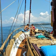 A Full day Sailing experience at Corfu