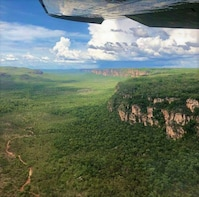 Kakadu Scenic Air Tour & River Cruise