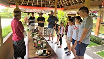 Best Bali Cooking Class with Ubud Monkey Forest and Spa