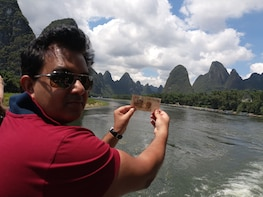 1-Day Relaxing Li River Cruise Tour with the 3 Star Boat