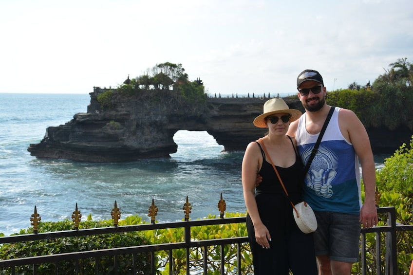 Show item 2 of 8. Best Ubud & Tanah Lot Private Tour