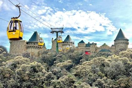 BANA HILLS – THE ROAD TO HEAVEN SCENERY