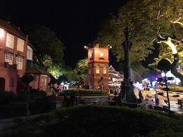 MAD Melaka Night Walk UNESCO Site Walkaround