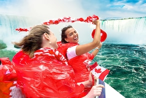 Luxury Day Tour of Niagara Falls with Lunch & Hornblower