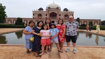 Full Day Old & New Delhi Private City Tour