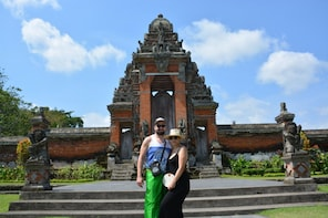 Bedugul and Tanah Lot Temple Tour with UNESCO Rice Terrace