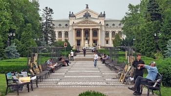Iasi Jewish Walking Tour
