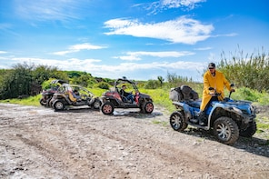 2 Hours Quad bike Safari Tour to Aphrodite's Rock in Paphos