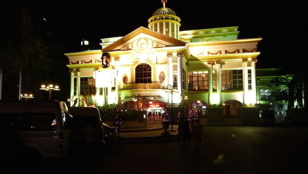 Show item 2 of 10. Exterior of Tiffany's Show building in Pattaya, Thailand