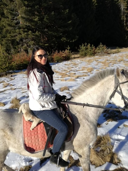Show item 1 of 1. 2-Day Horseback Riding in Rhodope Mountains from Plovdiv